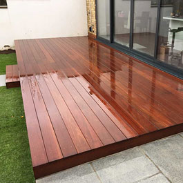 Decking, Fencing & Timber