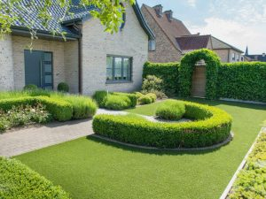 Classic Garden with Namgrass