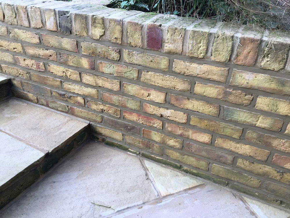 Brickwork Brick Walls and Stone Walling Terra Firma Landscapes